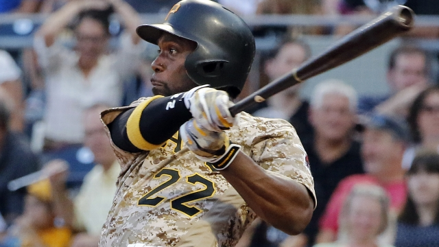 Andrew McCutchen eager for challenge of a tough right field