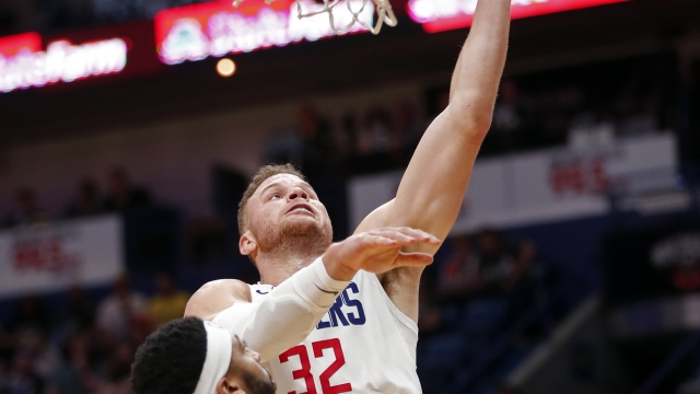AP Source: Pistons finalizing deal to acquire Griffin