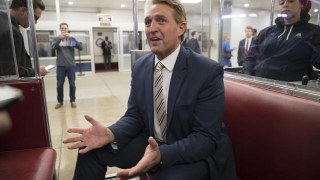 Arizona's GOP senators denounce Trump attacks on news media