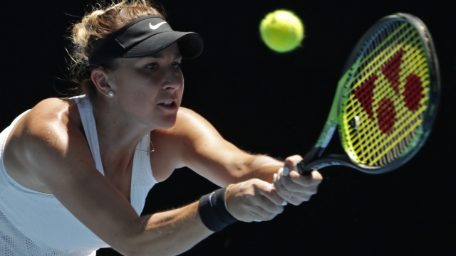 Caroline Wozniacki Pulls Off Stunning Comeback in Second Round of Australian Open