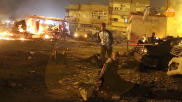 Death toll in car bombings in Libya's Benghazi rises to 33
