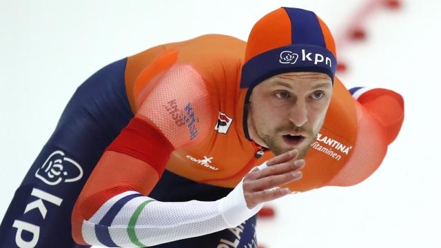 Dutchman Ronald Mulder wins European 500-meter skate