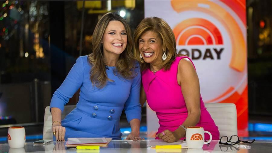 Egyptian-American Hoda Kotb Named the Co-Anchor of NBC's 'Today'