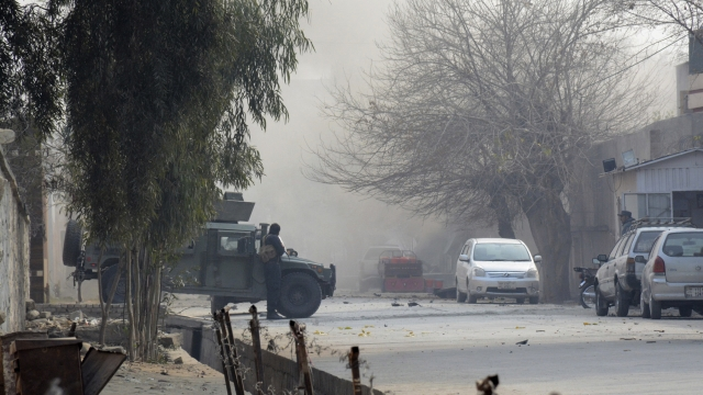 Insurgents attack children's group in Afghanistan, 2 dead