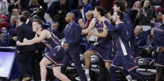 Landale leads Saint Mary's to upset of No. 13 Gonzaga, 74-71