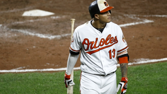 Orioles to shift Machado to shortstop, Beckham to third