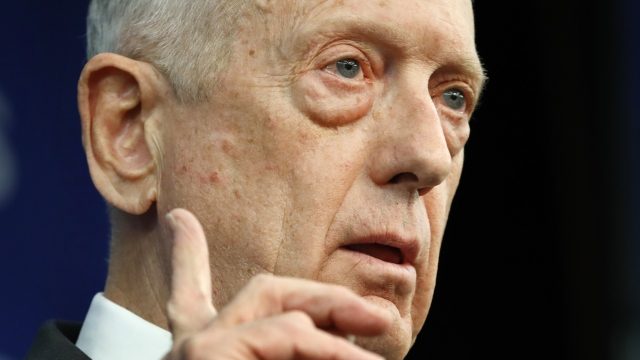 Mattis says US competitive warfighting edge has eroded