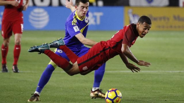 Opara, Polster, Steffen make US debuts in 0-0 tie vs Bosnia