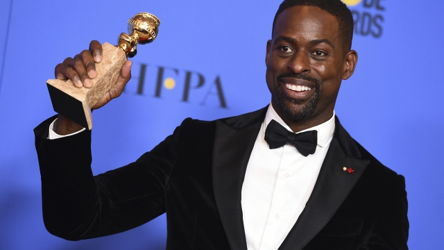 Partial list of winners for 75th annual Golden Globe Awards
