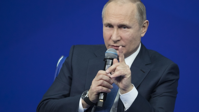Putin says Russia hopes to turn page on doping at Olympics