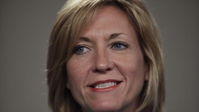 The Latest: APNewsBreak: Sutton to be Cordray running mate