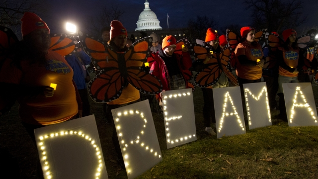 The Latest: Ryan: House will pass new Senate stopgap measure