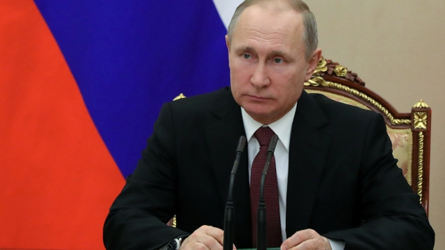 The Latest: US issues long-awaited 'Putin list' of Russians