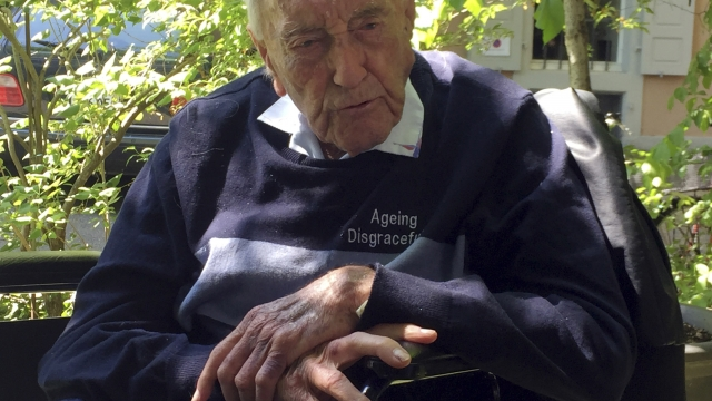 104-year-old Australian promotes right to assisted suicide