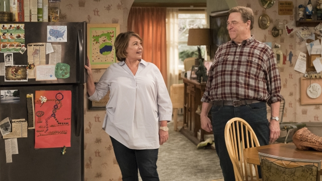 ABC says 'Roseanne' will concentrate on family, not politics
