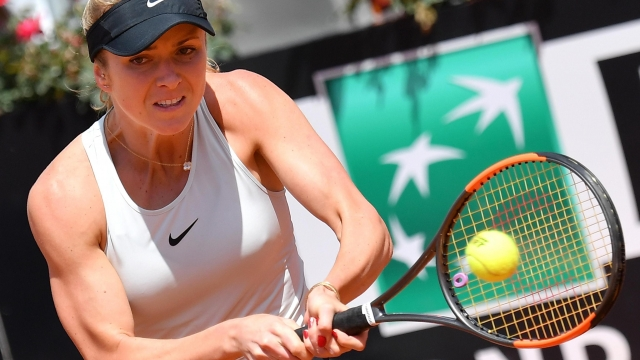 Halep's hold on No. 1 gets a boost with Keys' withdrawal