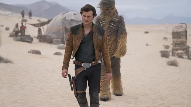 In 'Solo' stumble, a crossroads for Disney's 'Star Wars'