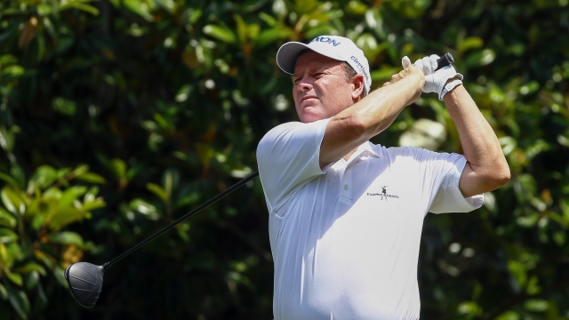 Jimenez holds on to win Regions Tradition for first major