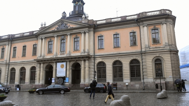 No Nobel literature prize this year but 2 prizes in 2019