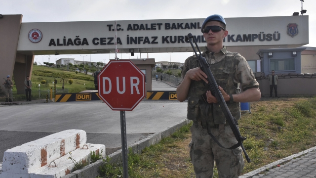 Secret witness testifies against US pastor in Turkey