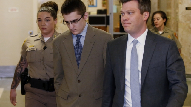 The Latest: Jury suggests life with parole in family killing