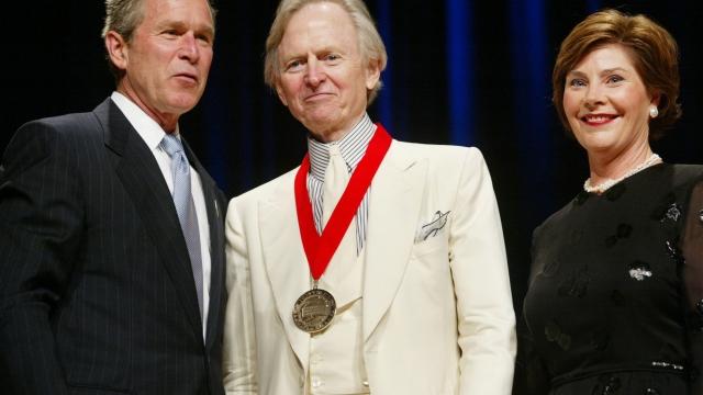 Tom Wolfe, pioneering 'New Journalist,' dead at 88