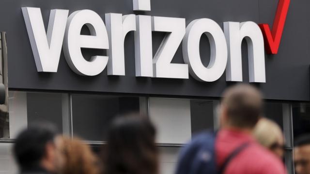 APNewsBreak: Verizon to end location data sales to brokers