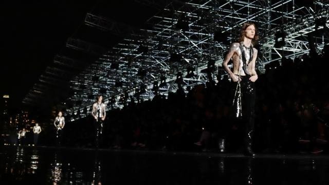 French fashion powerhouse Saint Laurent takes New Jersey