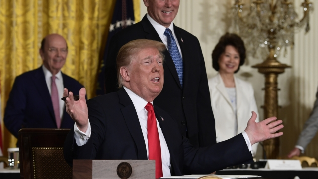 In tit-for-tat, Trump threatens more tariffs against China
