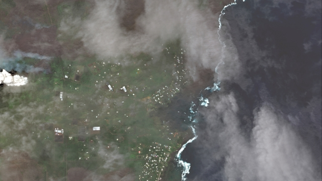 Lava from Hawaii volcano destroys 117 Big Island homes