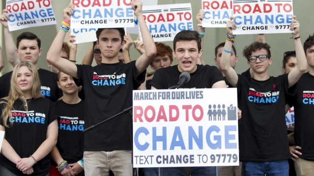 Parkland students to make bus tour to register young voters