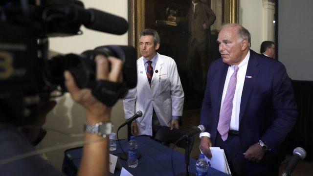Rendell, ex-Pennsylvania governor, says he has Parkinson's