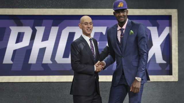 Suns get their coveted center Ayton to anchor young squad