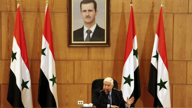 Syria FM: Iran has no combat forces, bases in the country