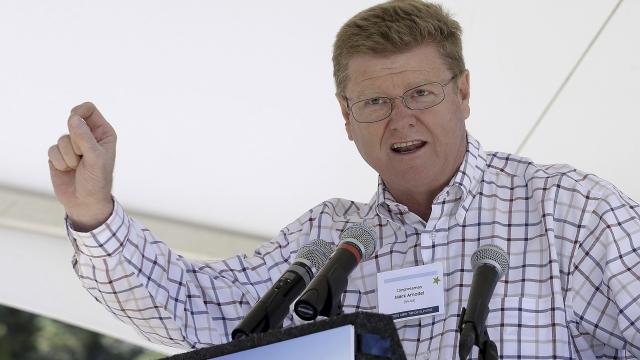 The Latest: Businessman wins Maine GOP governor nomination