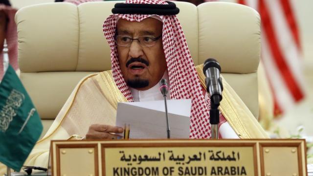 Trump claims Saudi Arabia will boost oil production