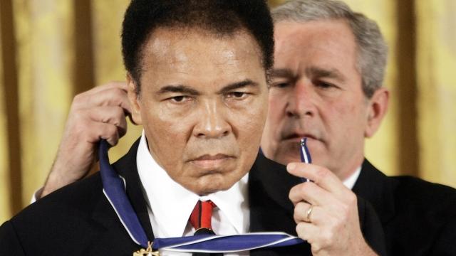Trump may eye Ali pardon, though late champ may not need one