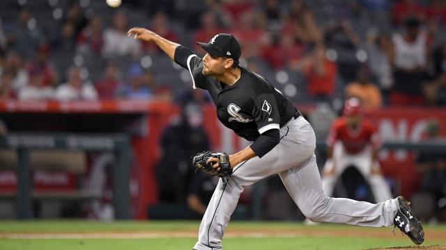 Brewers acquire closer Joakim Soria from White Sox