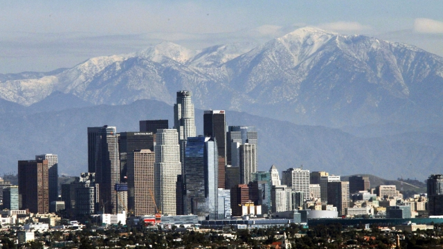 California meets greenhouse gas reduction goal years early