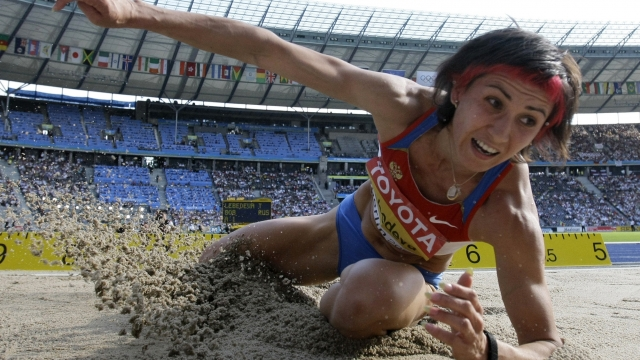 CAS confirm 2 Russians to be stripped of 2008 Olympic medals