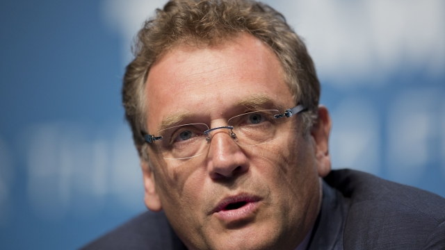 CAS upholds ex-FIFA Valcke's 10-year ban from soccer