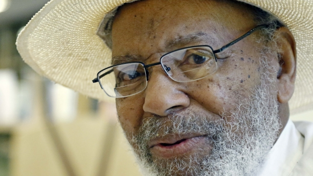 Civil rights legend Meredith says he's on a mission from God