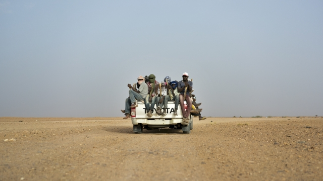 Deadly Algerian migrant expulsions resume in desert, UN says