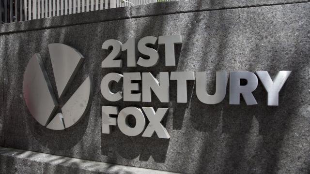 In the battle for Twenty-First Century Fox, Comcast blinks