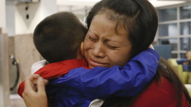 Judge credits, faults administration on family reunification