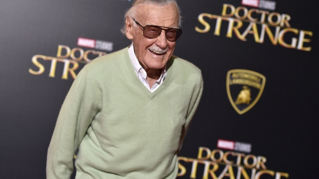 Judge weighs in on struggle surrounding Marvel's Stan Lee