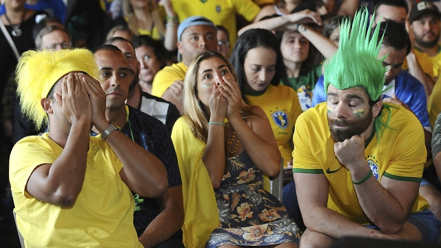 Last remaining multiple World Cup champions eliminated