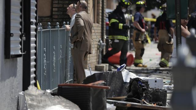 Mayor says 'heart is broken' as house fire kills 2 children