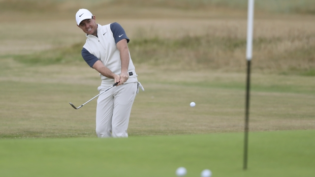 Mild breeze, fast course for start of British Open