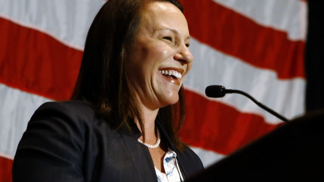Onetime Trump critic Roby wins GOP House runoff in Alabama